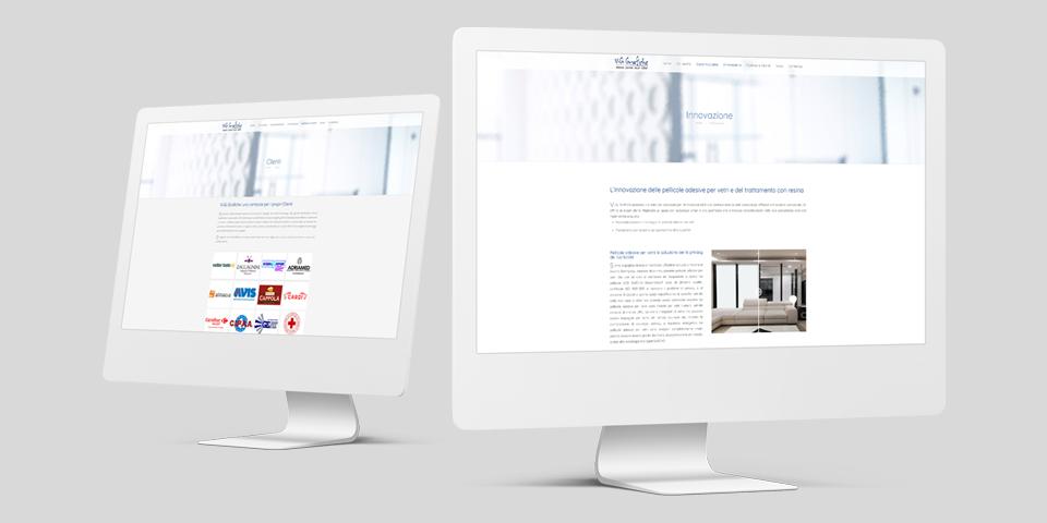 Restyling Sito Web   Vi.Gi Grafiche